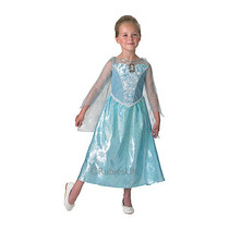 Disney Princesa Disfraz - Niñas Niños Grande 7-8