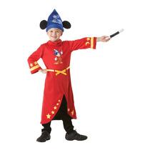 Mickey Mouse Traje - Fantasia Childs Vestido Grande De Lujo