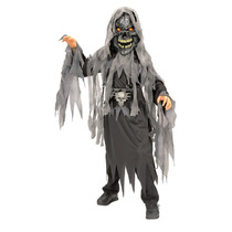 Demonio De Disfraces De Halloween - Evil Eye Skull Kids Gran