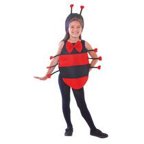 Mariquita Disfraz - Kids Dress Up Kit Del Insecto Del Insect