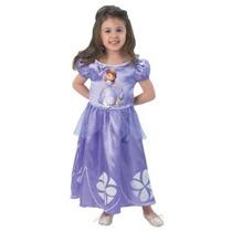 Sofia Traje - Pequeño Niños Chicas Disney Princess Fantasía
