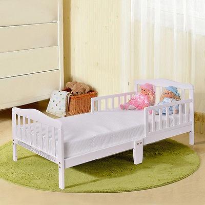 Niños Bebé Niño Cama Madera Muebles Del Dormitorio Con - $ 468.990 ...