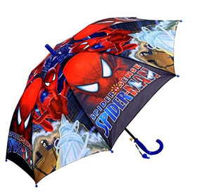 d1801bb27953 Niños Cartoon Umbrella Spiderman Boys Umbrella Brolly Sun