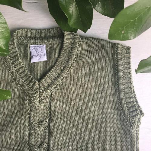 niños chaleco sweaters