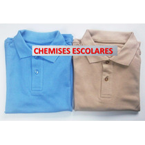 Chemises Escolares Al Mayor Uniformes Escolares