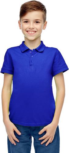 niños corto manga real polo camisas - tamaño 16-20 caso pa