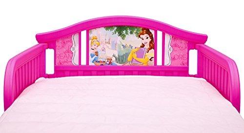 niños de delta disney princess plastic cama para niños peque