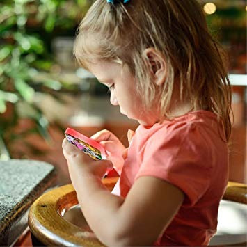 niños de teléfono, teléfono de juguete, embroma el teléfono