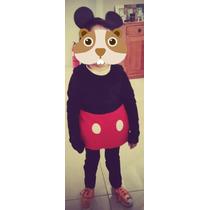 Disfraz Mickey Mouse Talla 2t