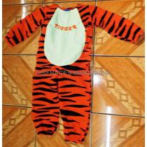 Disfraz Cuerpo De Tigre Tigger Winnie The Pooh Talla 2