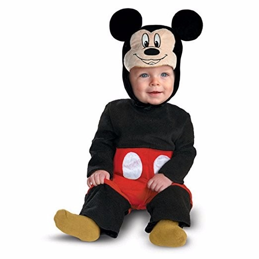 disfraces para ninos mickey mouse
