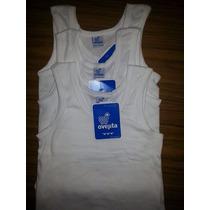 Camiseta Franelilla Para Niños Ovejita Blancas Tallas 4-6-8