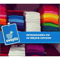 Franelas Ovejita Talla 8-10-12 Originales