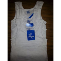 Camiseta Franelilla Para Niños Ovejita Blancas Talla 8