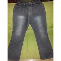 Oferta Pantalón Jean Negro Para Adolescentes Talla 18