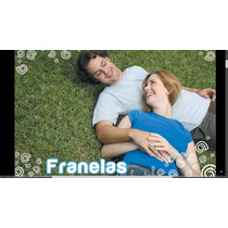 Franelas Lanitas Talla 2 (c-blanco), 144 Unds. Gran Oferta!