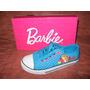 Remato Zapatilla Barbie Niña Talla 28 Y 30 Nueva