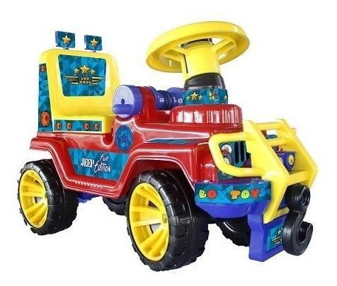 niños montable juguete