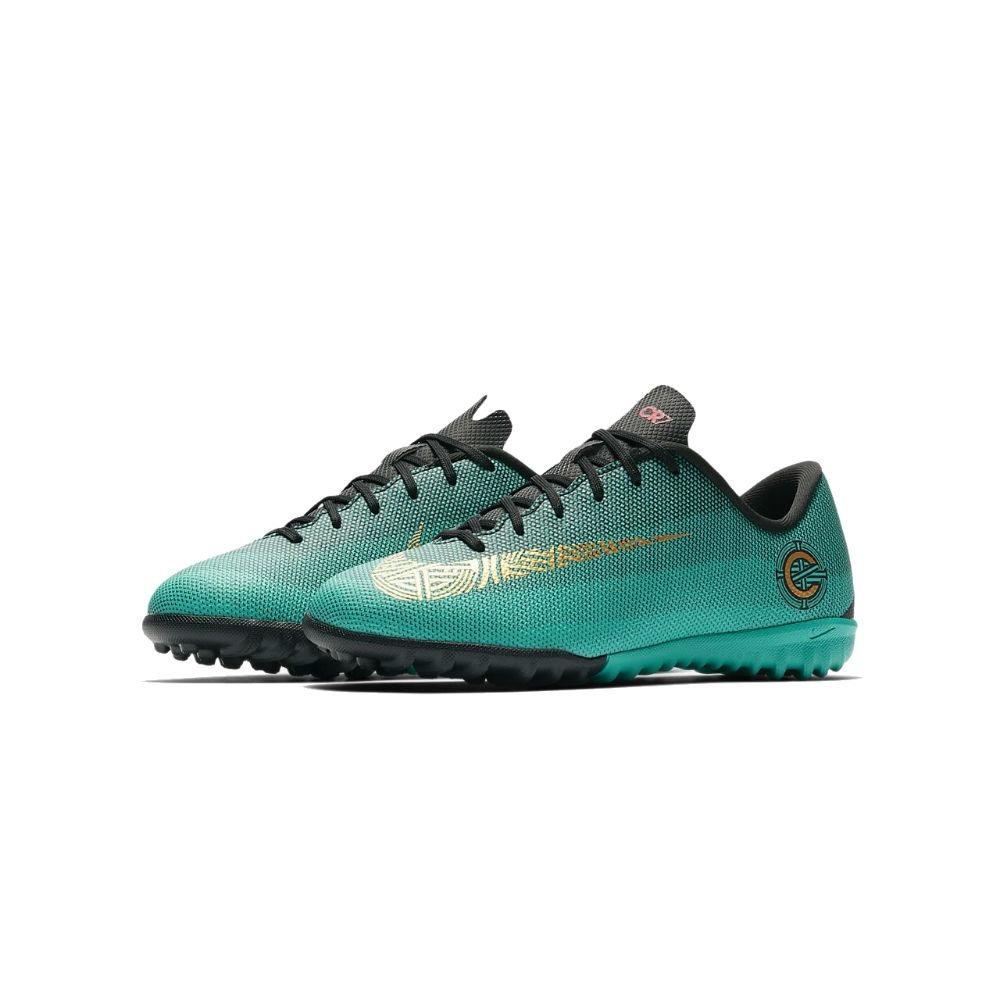 20731416e1f97 Cargando zoom... zapatillas de niños nike jr vapor x 12 academy cr7 tf nuevo