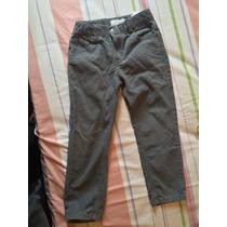 Pantalon De Pana Gris De Niño Epk Talla 3