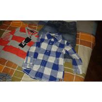 Pantalón De Niño (baby) Zara, Tommy Original...