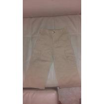 Pantalón Cargo Marca Cherokee 24m