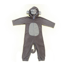 Pijama Carter Mono De Polar T2 Años