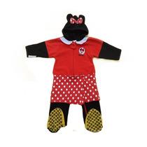 Pijama Disney Minnie Mouse De Polar