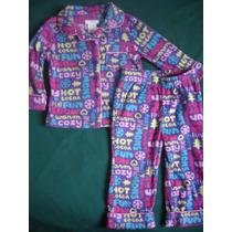 Pijama De Niña Talla 1 Año 12 Meses Marca Joe Fresh