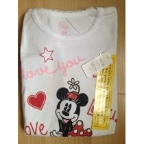 Bellos Pijamas De Minnie Mouse Originales Disney