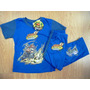 Mario Bros Pijama Luigi Nintendo Super Mario Bro Import Orig