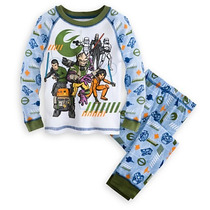 Bellos Pijamas Originales Disney De Star Wars Talla 5