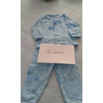 Pijama Bebe Ovejita 100 % Algodon