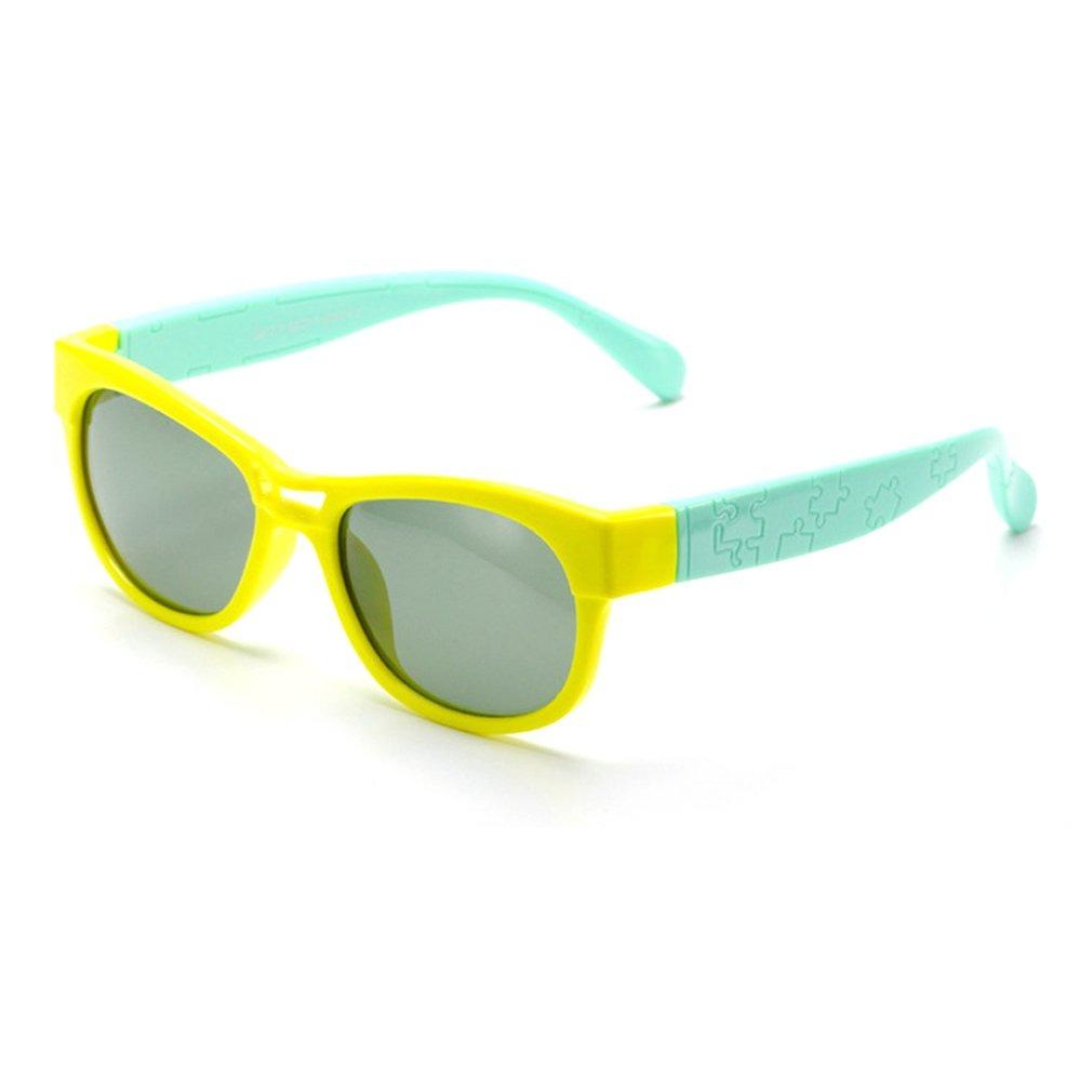 87d097536a De Polarizados Mar Niños Gafas Sol Sombras Plegable Silicona dCBorWxQeE