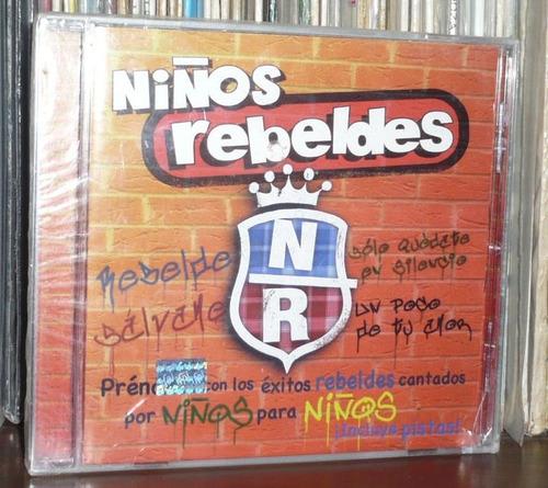 niños rebeldes cd