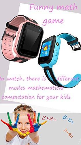 niños reloj rel