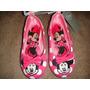 Zapatos Minnie De Disney Talla 9 ( 354)