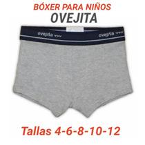 Boxer Cortos Ovejita Para Niños