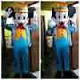 Arriendo Corpóreo De Mickey Mouse