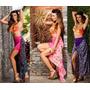 Vestidos, Falda Pareos, Kimonos Y Trajes De Baños Para Damas