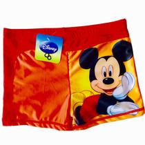 Disney Traje De Baño Bóxer Para Niños Talla 8