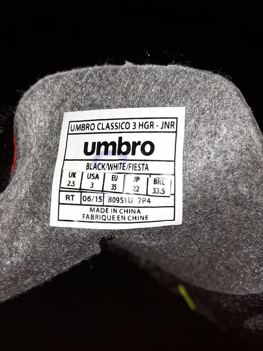 Zapatos Tacos De Futbol Para Niños Marca Umbro - Bs. 60.000 343418544228d