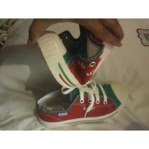 Zapatos Para Niños Moda Fashion Colors Talla 31
