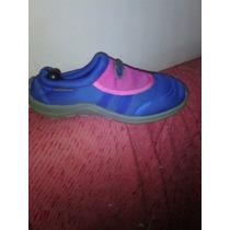 Zapato Para Playa Solo Tallas 30 Y 31