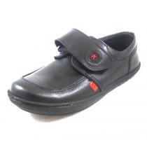 Zapatos Kickers Niños Escolares Colegiales Originales!