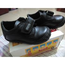 Zapatos Escolares Gigetto Talla 24