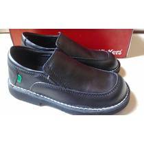 Zapatos Escolares Kickers Originales Calzado Colegial