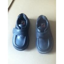 Zapatos Escolar De Niño Pocholin Talla 23