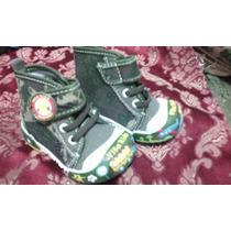 Zapatos Vita Kids Tipo Botín Para Niño