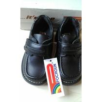 Zapatos Escolares Pocholin Originales Calzado Colegial